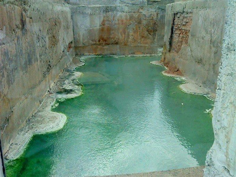 آب گرم شهر رامسر