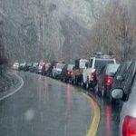 باران در مازندران