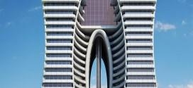 برج تجاری مسکونی آفرینش رامسر