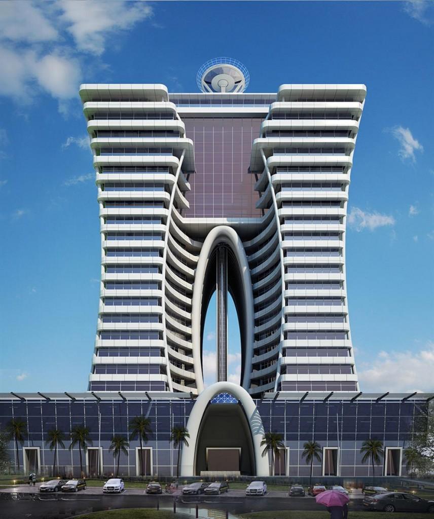 برج مسکونی آفرینش 3
