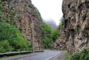مازندران| جاده کندوان یک طرفه میشود