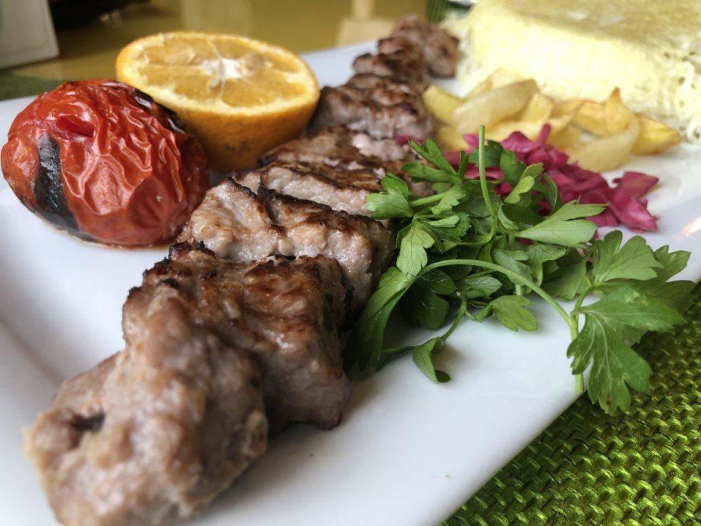 رستوران آسو ایزدشهر