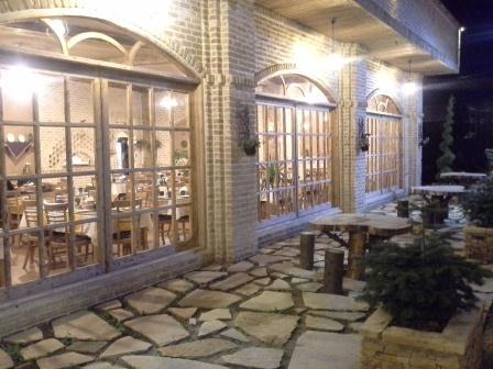 رستوران آسو