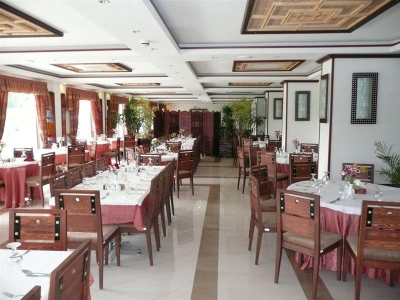 رستوران سالاردره