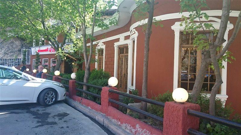 رستوران همسفر جاده چالوس