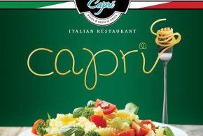 رستوران ایتالیایی کاپری
