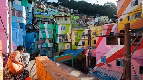 رنگی ترین شهرهای 3