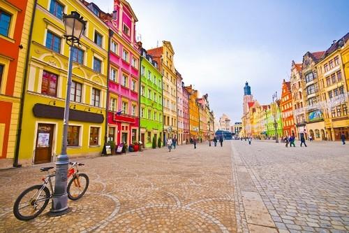 رنگی ترین شهرها 4