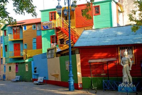 رنگی ترین شهرها 5