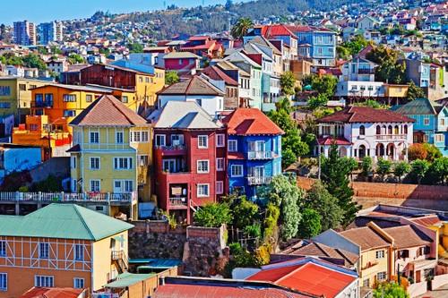 رنگی ترین شهرها 7