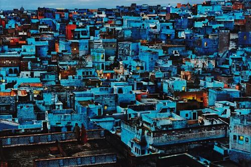 رنگی ترین شهرها