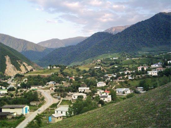 روستای کپ مازندران