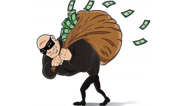 سرقت های بزرگ جهان