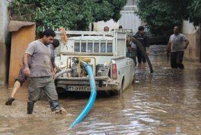 پرداخت کمک مالی بلاعوض به سیلزدگان مازندرانی آغاز شد