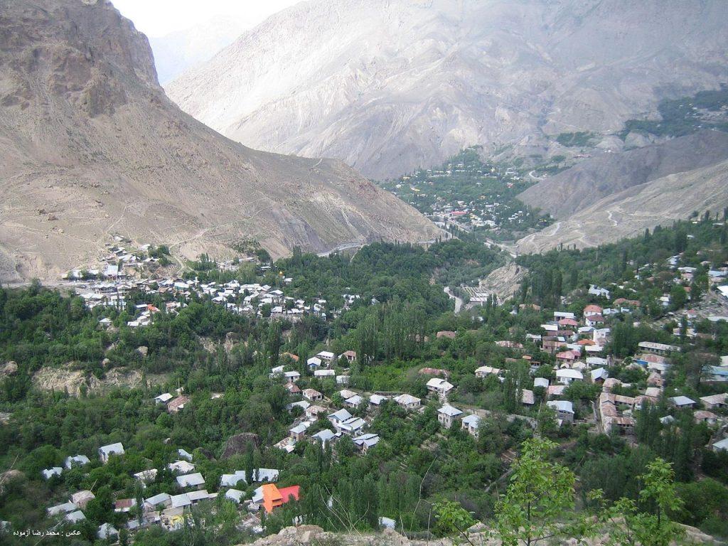 روستای شاهان دشت