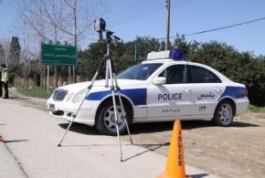 اعمال محدودیت ترافیکی پلیس راه مازندران به مناسبت تاسوعای حسینی