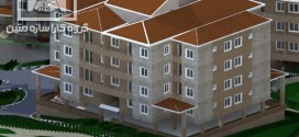 پروژه مسکونی نگین جواهرده