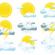 پیش بینی هوای مازندران در ۴ روز اول سال