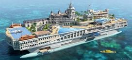 گرانترین و زیباترین کشتی های تفریحی جهان